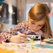 Kreativität von Kindern fördern